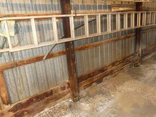 30ft Aluminum Extension ladder