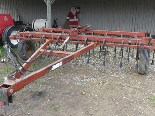 McKee 15ft Cultivator w Tine and Rolling Harrows