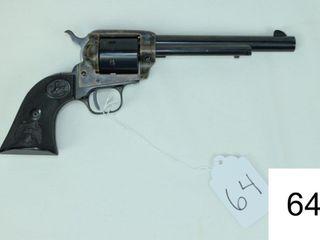 Colt    Peacemaker    Cal .22 LR/.22 Mag    6