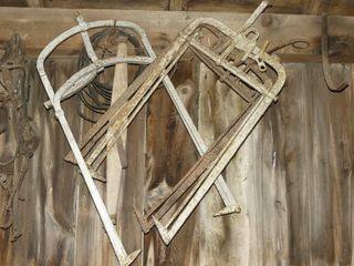 3 Hay Forks