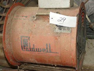 Caldwell AF12 751 Granary Fan