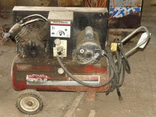 Sanborn Portable Electric Air Compressor