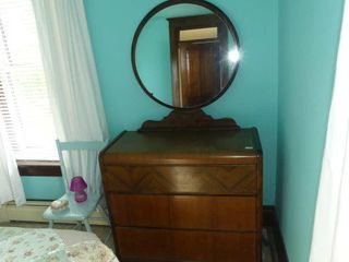 Waterfall Dresser and Chest of Drawers