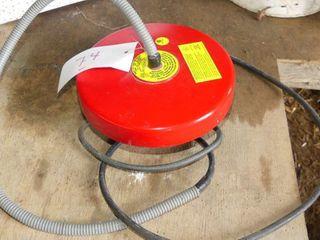 Unused Water Trough Heater