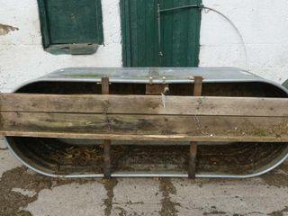 Tarter 300 Gallon Galvanized Water Trough