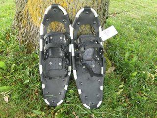 Aluminum Showshoes  No Case