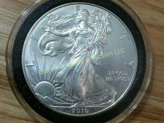 2010 Silver Dollar