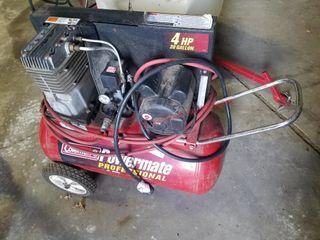 Coleman 4hp 20gal portable Air Compressor