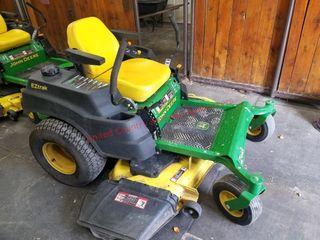 John Deere Mdl Z445 EZ Trak ZTR lawn Mower
