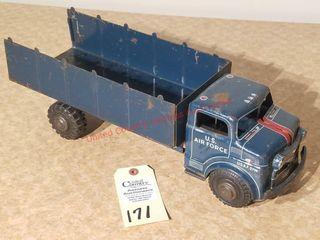 lumar USAF 21 W blue military truck