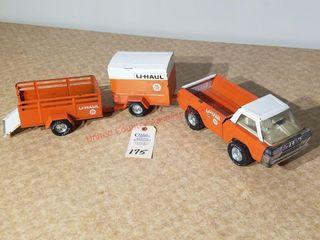Nylint U Haul pickup truck