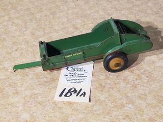 Vintage John Deere spreader