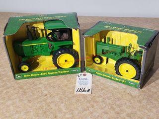 Ertl John Deere 4450 tractor