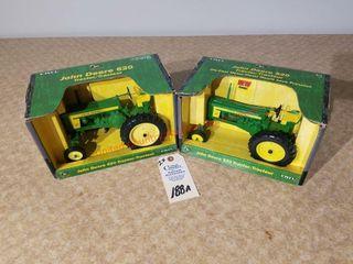 Ertl John Deere 520 tractor