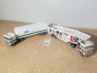 Nylint Truck Center car hauler