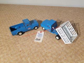 Tonka mini stake side truck