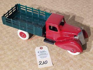 Wyandotte Toys red truck