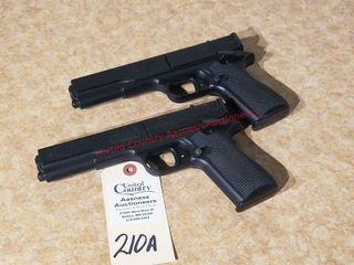 2 Marksman  177 caliber BB guns