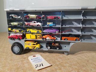Mattel  Matchbox and Hot Wheels