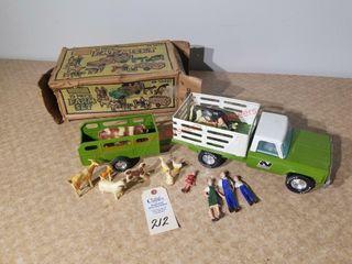 Nylint farm set with box