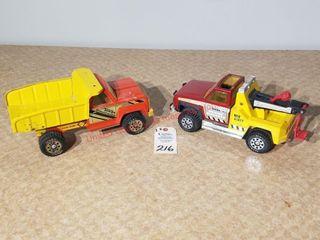 Tonka Construction gravel truck