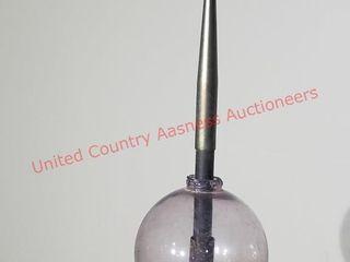 Vintage lightning Rod