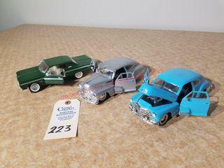 Die cast 1964 green Chevy Impala