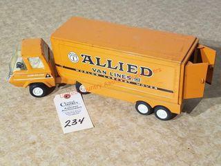 1960s Tonka Allied Van lines