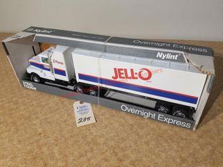 Nylint Kraft Jell O Overnight Express