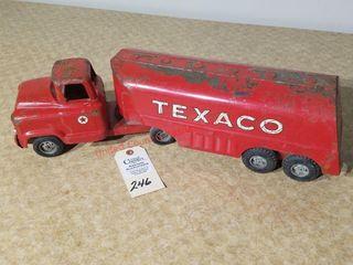 Buddy l red Texaco Tanker