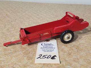 Vintage McCormick tractor