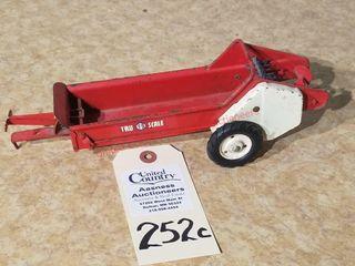 Vintage Tru Scale tractor