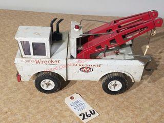 Mighty Tonka Wrecker Truck