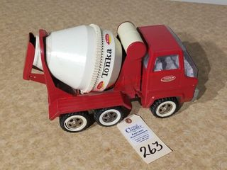 Tonka Snub Nose Concrete Truck