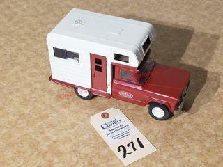 Tonka Mid size Jeep Pickup Camper