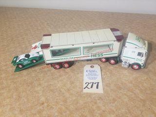 Hess Gasoline Racing Semi