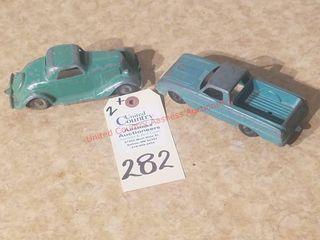 Vintage Hubley Truck  403