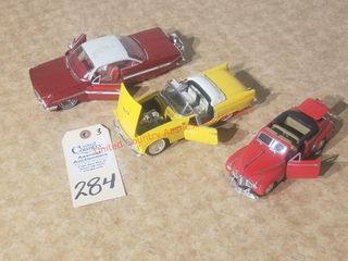 Die cast 1961 Chevy Impala