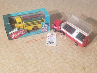 Ertl Die cast 1953 Coca Cola Truck