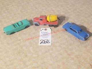 Vintage Tootsie Toys Concrete Truck
