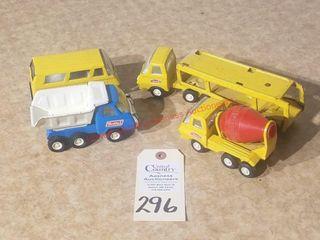 Tonka Mini Transport Truck