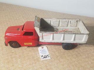 Vintage Struco Hydraulic Dump Truck