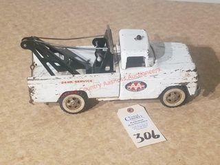 Vintage Tonka Wrecker Truck