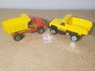 Tonka Dump Trucks