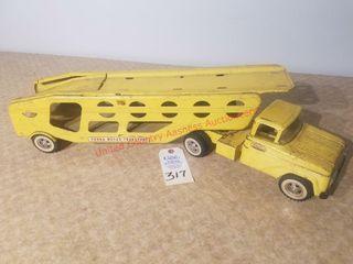 Tonka Motor Transport  Vintage