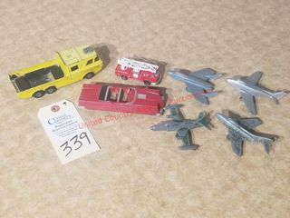 Midgetoy Airplanes