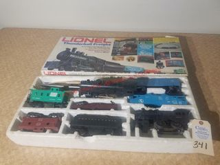 lionel Thunderball Freight 027 Gauge