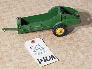 Vintage John Deere Tractor Spreader