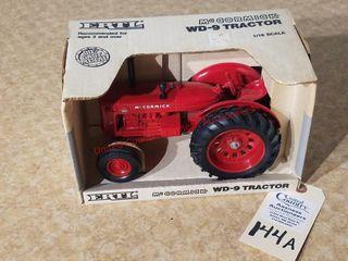 Ertl McCormick WD 9 tractor  633