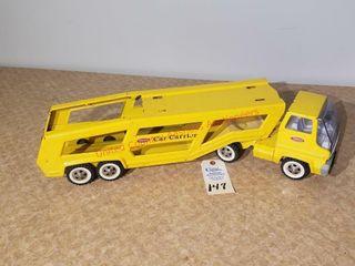 Tonka truck car carrier U S A